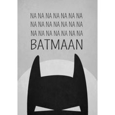 WIHO Design Batman