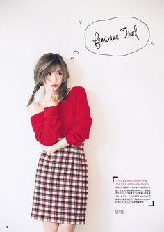 2015 COCODEAL SPRING COLLECTION CROSS TRAD 紗栄子が着るトラッド×フェミニンな春服