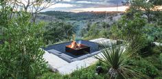 Hill Country Prospect by Studio Outside Landscape Architects in Center Point Texas