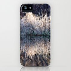 Winter Reflection iPhone & iPod Case by BACK to BASICS - $35.00