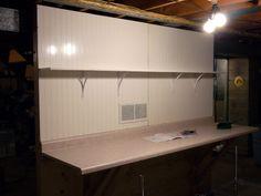 A home darkroom