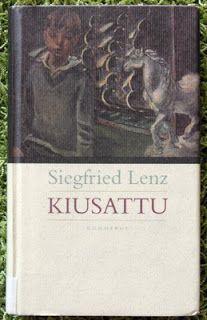 Marjatan kirjaelämyksiä: Siegfried Lenz, Kiusattu (2001)