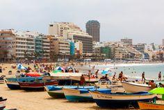 Große Silvesterparty in Las Palmas de Gran Canaria beginnt schon um 12.00 Uhr mittags