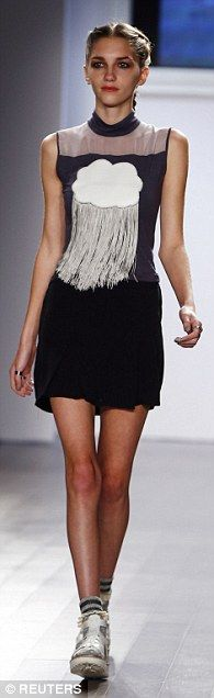 e545703c0a2f 13-year-old designer Isabella Rose Taylor makes her debut at NYFW