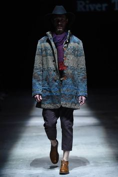 River Tooth Fall/Winter 2016/2017 - Mercedes-Benz Fashion Week China