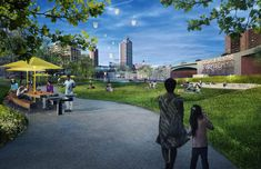 Community Vision Plan set to reinvent the Brooklyn Strand  #NewYork #concept #WXY Architecture + Urban Design #landscape #architecture #urban #design