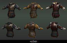 Witcher 2 armors 5 by Scratcherpen.deviantart.com on @DeviantArt