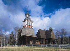 Petäjäveden vanha kirkko. Kuva: MV/RHo Soile Tirilä 2001