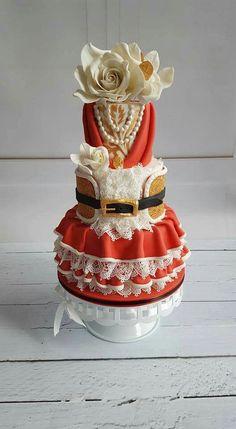 Christmas Cake Dress