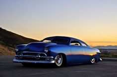 Ford Other Victoria 1953 Ford Crestline Victoria Anniversary 53 Hot Rod Custom Cruiser Vintage Cars, Antique Cars, Planes, Lead Sled, Best Muscle Cars, Hot Rides, Us Cars, Shoe Box, Custom Cars