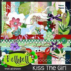 kb ktg Kiss The Girl