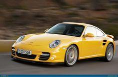 2009 porsche 911 turbo yellowausmotivecom    2010 porsche 911 turbo 3bf60snh 2007 Speed Yellow Porsche 911 Turbo Coupe  276243 GTCarLotcom