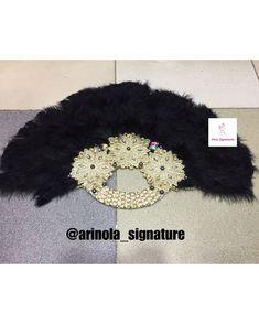 Engagement Hand, Hand Fans For Wedding, Ankara Fashion, Ankara Styles, African Dress, Wedding Vendors, Veil, Wedding Bouquets, Cakes