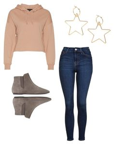 """""""Mila's casual wear"""" by pantsulord on Polyvore featuring Topshop and IRO"""
