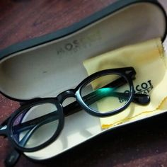 Welcome my beauty. #moscot #lemtosh