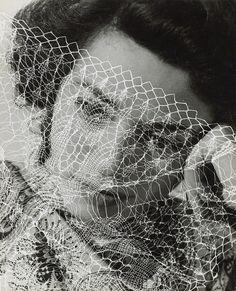 Lore Krüger. Portrait. 1938