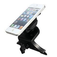 Universal Car CD Slot Mount Holder Stand For iPhone HTC LG Sony