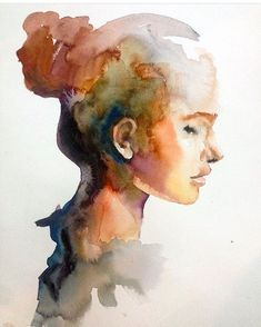 Author: @andrei_sharov_art  #art #watercolor #painting #acuarela