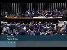 Inicia o impeachment de Dilma Rousseff - Petistas ficam desesperados - V...