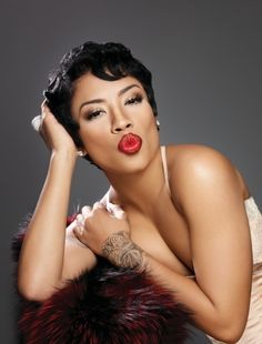 "Keyshia Cole, R+B singer-songwriter, actress and record producer. Known as the Princess of Hip-Hop Soul, she possesses the vocal range of a soprano. In addition to her albums, she starred in the reality / documentary series ""Keyshia Cole: The Way It Is"" with her sister and her mother."