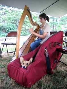 Play me the one about the fairy steeds.  corgi