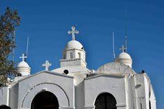 Церковь Святого Георгия на горе Лекавиттос