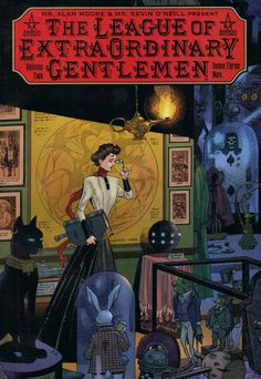 Producer John Davis says that the League of Extraordinary Gentlemen reboot will be female-centric; the comics were previously adapted in 2003.