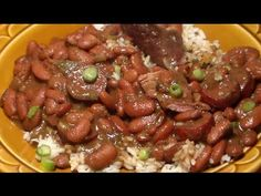 How To Make Red Beans And Rice: Cajun Red Beans & Rice Recipe