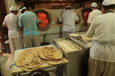 Bread makers, old souq, Kuwait City