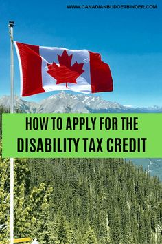 If you want to learn about how to apply for the Canadian disability tax credit find out how easy of a process it was for me to help one couple. Income Tax Return, Budget Binder, Tax Credits, Coupon Organization, Financial Tips, Money Management, Disability, Personal Finance, Blog