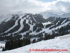 Loveland ski area Colorado - My staple ski area since it was close and cheap