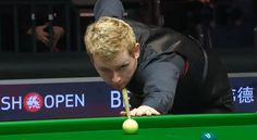 Snooker, my love: 2015 Welsh Open (the final) - Higgins leads after first session