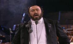 Luciano Pavarotti - Nessun Dorma - Turandot - Puccini