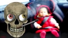 DON'T SMOKE - IT KILLS CHILDREN