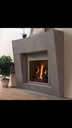 Modern Mantles contemporary wood fireplace surrounds   fireplace   pinterest