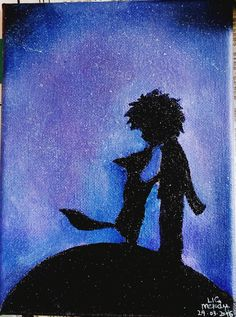 """You become responsible, forever, for what you have tamed."" -fox Galaxy+the little prince"
