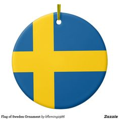 Flag of Sweden Ornament