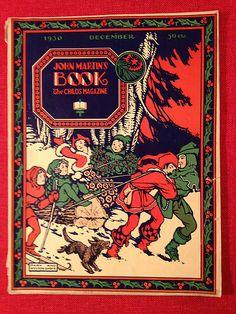1930 December John Martin's Book The Child's Magazine   eBay