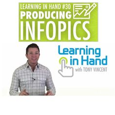 TOUCH this image: Create Infopics with Tony Vincent by Susan Oxnevad