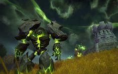 Image result for warcraft fel elemental