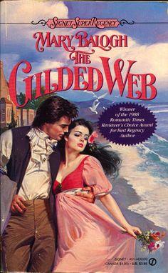 Mary Balogh – The Gilded Web December, 1989
