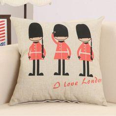 European Love London decorative throw pillows cushion cover for chair home decor Drop Shopping Textiles, Chair Covers, Home Textile, Decorative Throw Pillows, Cushions, Drop, Shopping, Home Decor, Throw Pillows