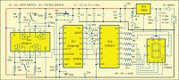 Electrical and Electronics Engineering: Difference Counter for In and Out Gates