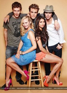 the vampire diaries season 6 comic con - Google Search