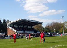 Eastleigh Sports Stadium, Football Stadiums, Hampshire, Around The Worlds, Hampshire Pig
