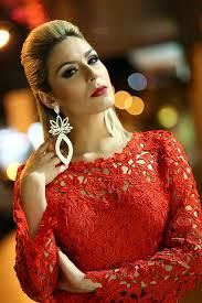 looks vestido vermelho de renda - Pesquisa Google