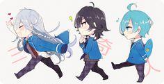 Wataru, Rei, & Kanata | Ensemble Stars!