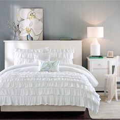 Intelligent Design Demi 3-piece Comforter Set - Overstock Shopping - The Best Prices on ID-Intelligent Designs Teen Comforter Sets