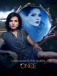 """I was always the queen, it was you who added evil to my name."" I always think that this quote is so interesting, especially after we see her just completely embrace her Evil Queen moniker, ""The queen is dead, long live the evil queen"""