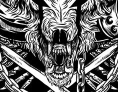 "Check out new work on my @Behance portfolio: ""Bastard Wolf"" http://be.net/gallery/51644853/Bastard-Wolf"